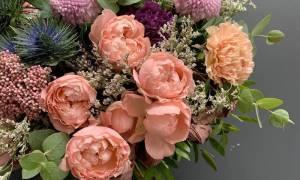Как самостоятельно составить букет из цветов?