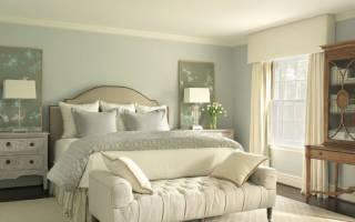 Цвета благоприятные для спальни